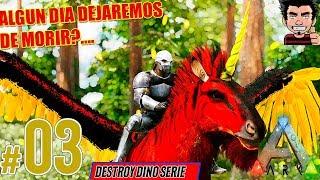 Ankylo Eternal Esta Rotisimo Adios Equus Primal! Ark Survival Evolved EspaÑol