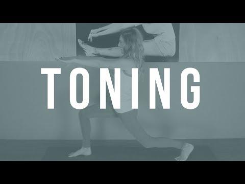 Bodyweight Rejuvenating Total Body Toning/ Iso-Shaped Series
