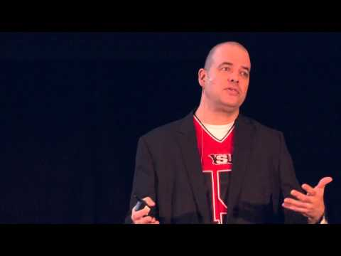 The evolution of the prosocial sports fan: Adam Earnheardt at TEDxYoungstown
