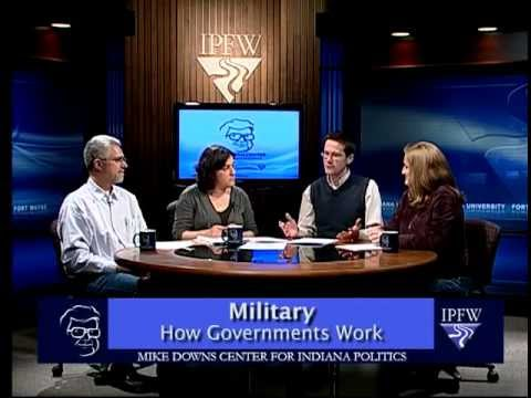 How Government Works: Military