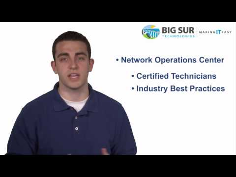 Big Sur HelpDesk Services Quick Overview - @BigSurTech