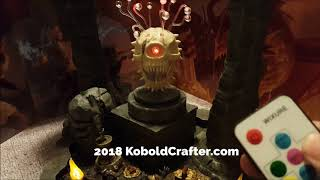 Beholder Death Tyrant LED Commission