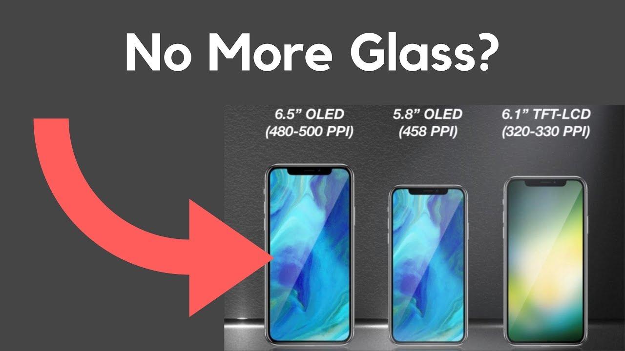 3 new 2018 iphones iphone x plus iphone se bigger. Black Bedroom Furniture Sets. Home Design Ideas