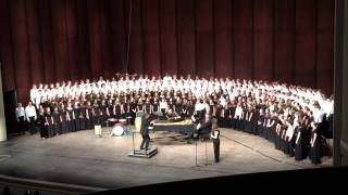 Shenandoah - GMEA All-State 2015 Middle School Mixed Chorus