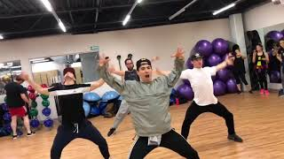cardi b bad bunny J balvin - I like it choreography Video