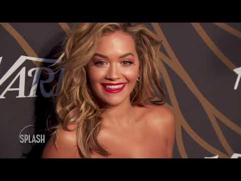 Rita Ora and Andrew Garfield 'reportedly split' | Daily Celebrity News | Splash TV Mp3