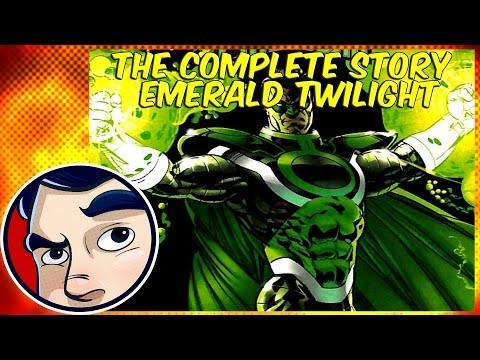 Green Lantern Mythos | Comicstorian