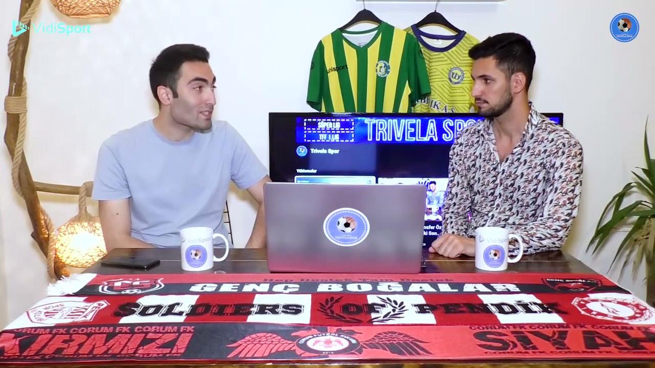 TFF 2.Lig Transfer Özel Programı! Transferde Son Dakika Gelişmeleri!