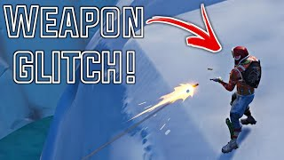 Make your WEAPONS INVISIBLE by doing this glitch in Fortnite season 7 | Fortnite new glitch 2019