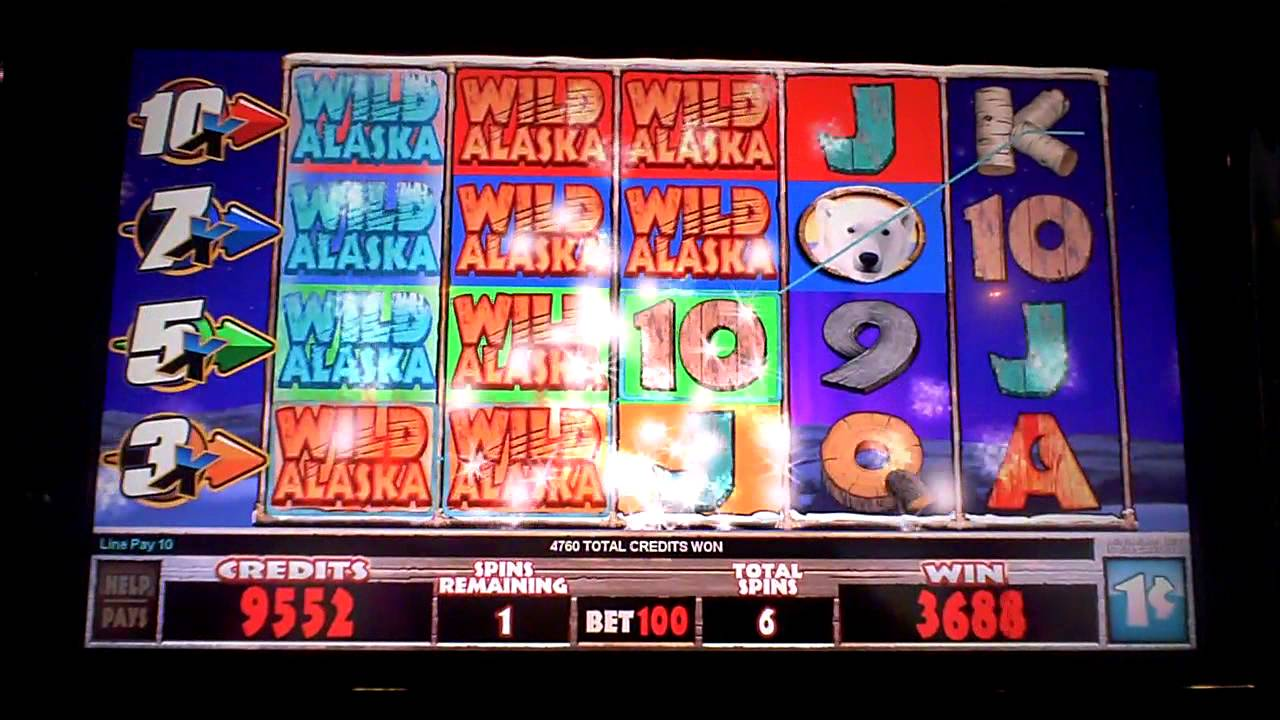 Alaska Wild Slot Machine