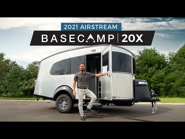 2021 Airstream Basecamp 20X | Complete Walk Through Tour