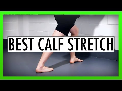Best Calf Stretch to Relieve Tightness