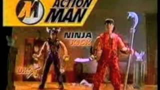 Original Action Man 90