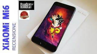 Xiaomi Mi6 recensione    Che telefono con rom in italiano!