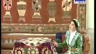 Узбекская песня Uzbek song Тожибар Азизова Салламно