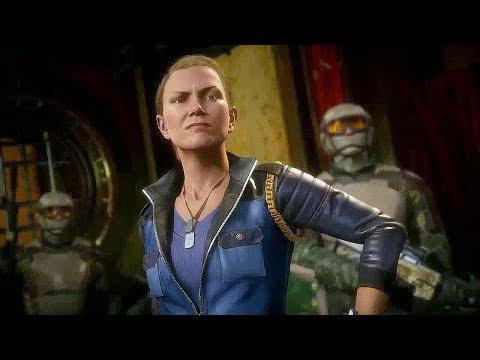 Mortal Kombat 11 Ronda Rousey/Sonya Behind The Scenes (2019)