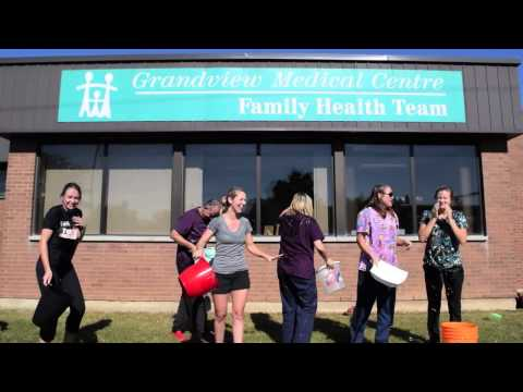 Grandview Medical Center - Cambridge, Ontario - ALS Ice Bucket Challenge