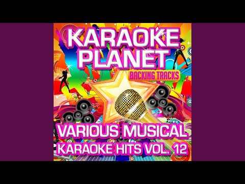 About a Quarter to Nine (Karaoke Version) (from the Musical 42nd Street)