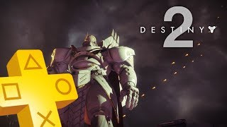 Destiny 2 PS Plus Free Game From September 2018 until October 2018