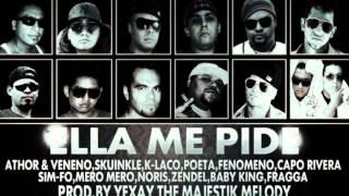 Ella Me Pide - Athor,Mero Mero,Veneno,Sim-fo,Noris,Capo Rivera,Baby King,K-laco,Skuincle YouTube Videos