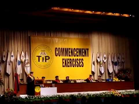 Technological Institute of the Philippines - 54th Commencement Exercises