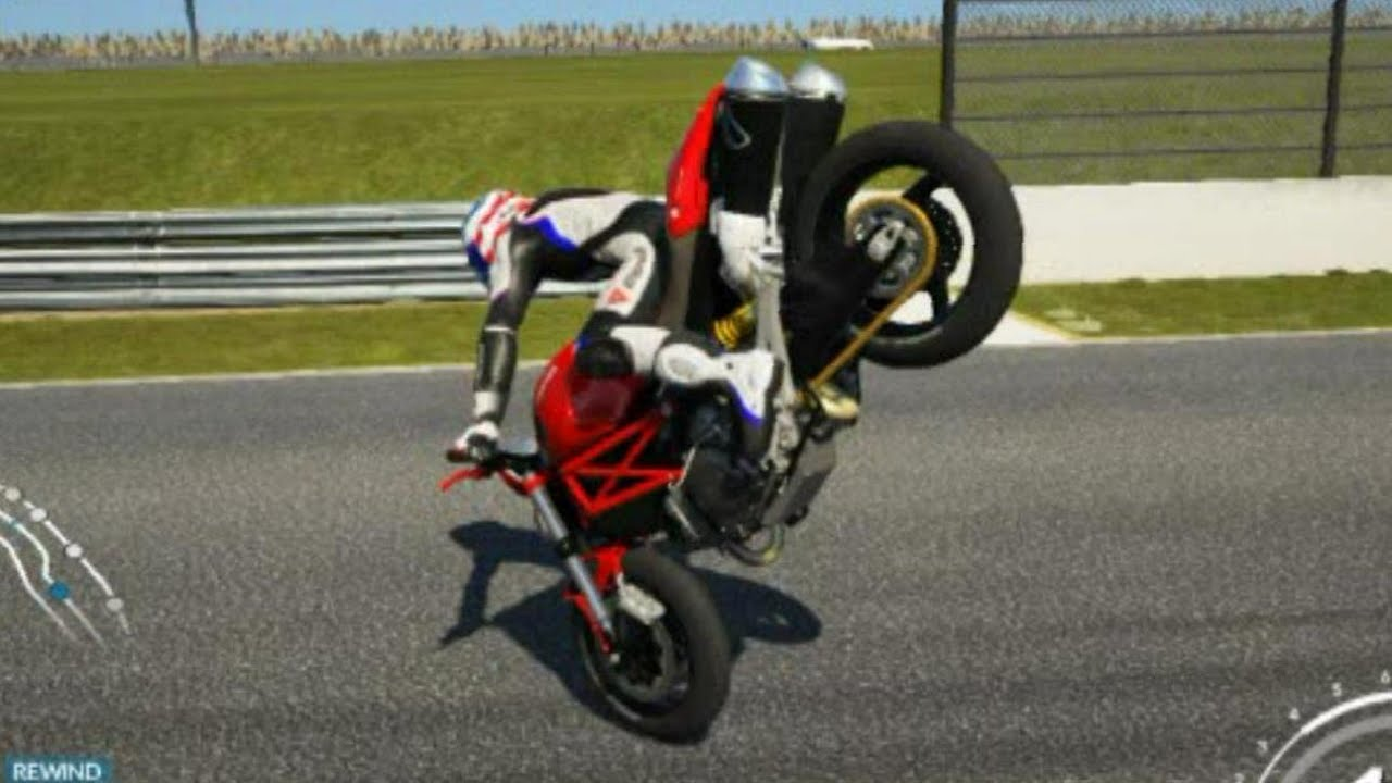 high volts gaming - ride - ducati monster 696 stunt bike build and