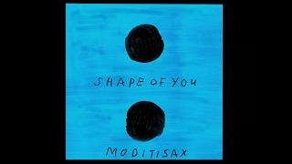 shape of you alto sax sheet music pdf