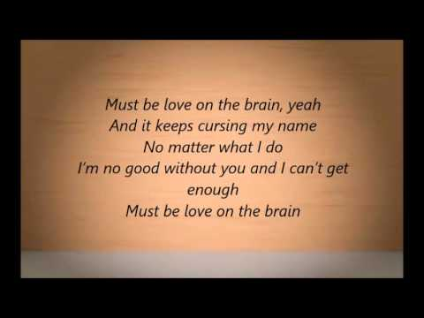 Rihanna- Love on the brain LYRICS - YouTube
