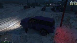 Grand Theft Auto Online - Nightclub Ghost Car