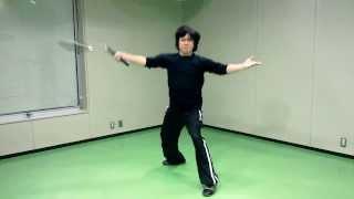 Bruce Lee Style Nunchaku 《『G.O.D』version 》②