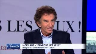 """Jack LANG : """"La laideur envahit la France"""""""