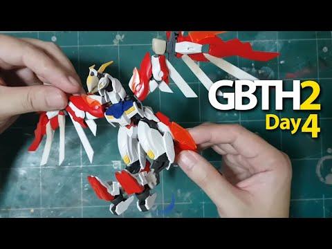#GBTH2 Project Phoenix - Day4 [Body & Leg]
