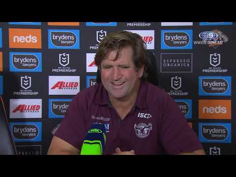 NRL Press Conference: Des Hasler - Round 1