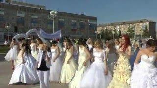 Парад невест! Забег на Лабутенах)))