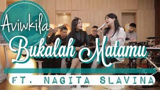 AVIWKILA X NAGITA SLAVINA - BUKALAH MATAMU (LIVE @RANS MUSIC)