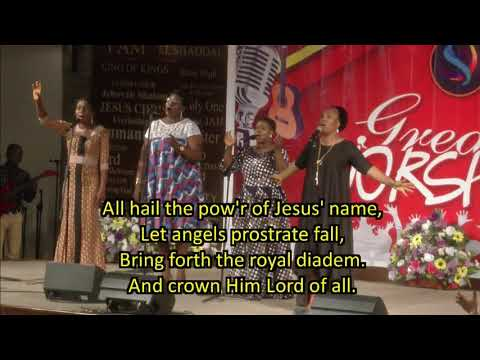 SHOLA ALLYSON POWERFUL MINISTRATION - RCCG TKC - TIME OF IMMERSION 2018 _#2