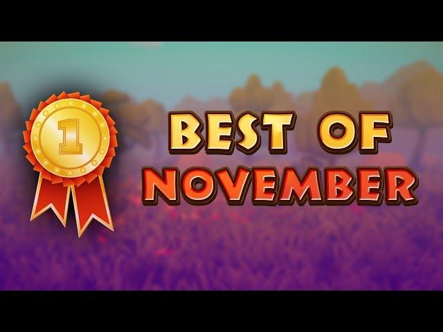 Best Of Raidborn Development - November 2019