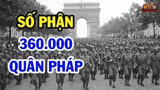 Lý giải tại sao quân Pháp chỉ cầm cự được 46 ngày trước khi đầu hàng quân ĐỨC