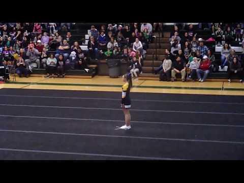 Putnam Middle School Cheerleaders