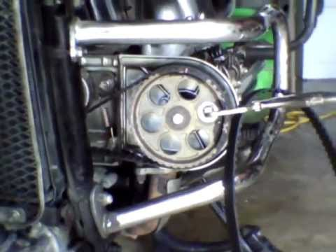 When To Change Timing Belt >> GL1100 timing belts change part 1 - YouTube
