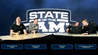 When Day9 fell off his chair | State of the Game Episode #100