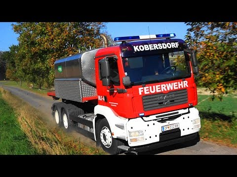 WLF-A Feuerwehr Kobersdorf