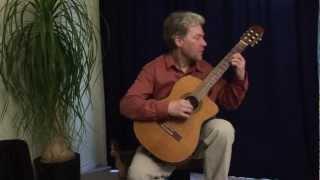 Amaryllis by guitarist Brad Prevedoros