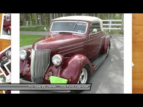 1936 Ford Cabriolet 7324
