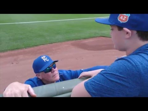 Ned Yost interview
