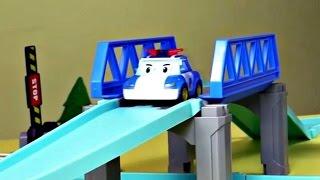 Robocar Poli und seine Freunde - Die Verkehrsregeln