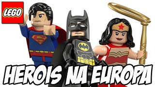 LEGO Batman 3 Beyond Gotham #07: Super Heróis na Europa