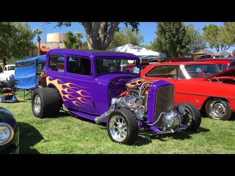 Worst Dam Car Show Boulder City Walk Through