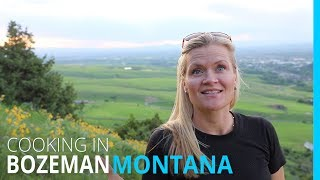 COOKING IN BOZEMAN MONTANA (SN5 KYD)
