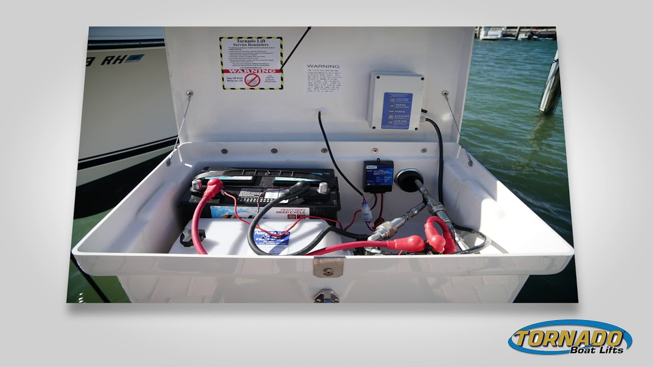 Tornado Boat Lifts | Fort Myers, Naples | Golden Boat Lifts